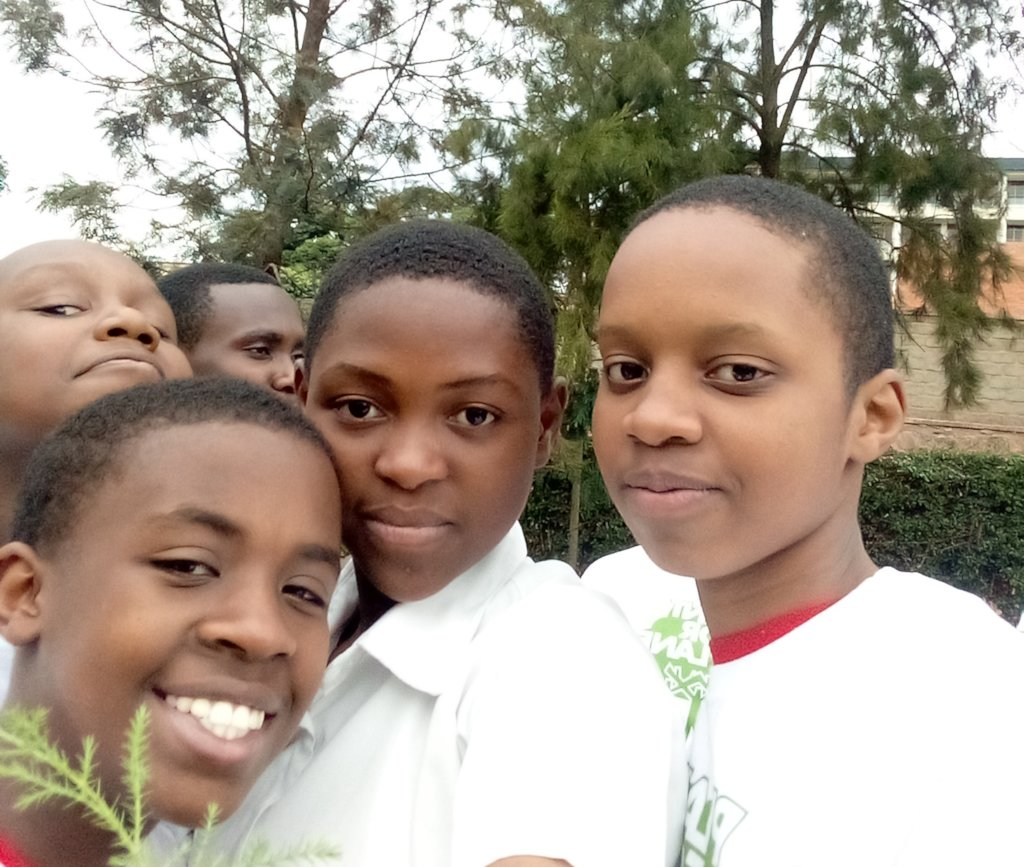 Sustainability Weeks in 8Rwandan Secondary Schools