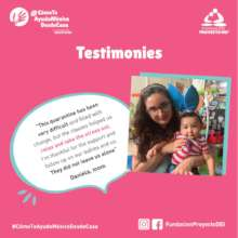 TESTIMONIE OF OUR HELP TO FAMILIES IN QUARANTINE