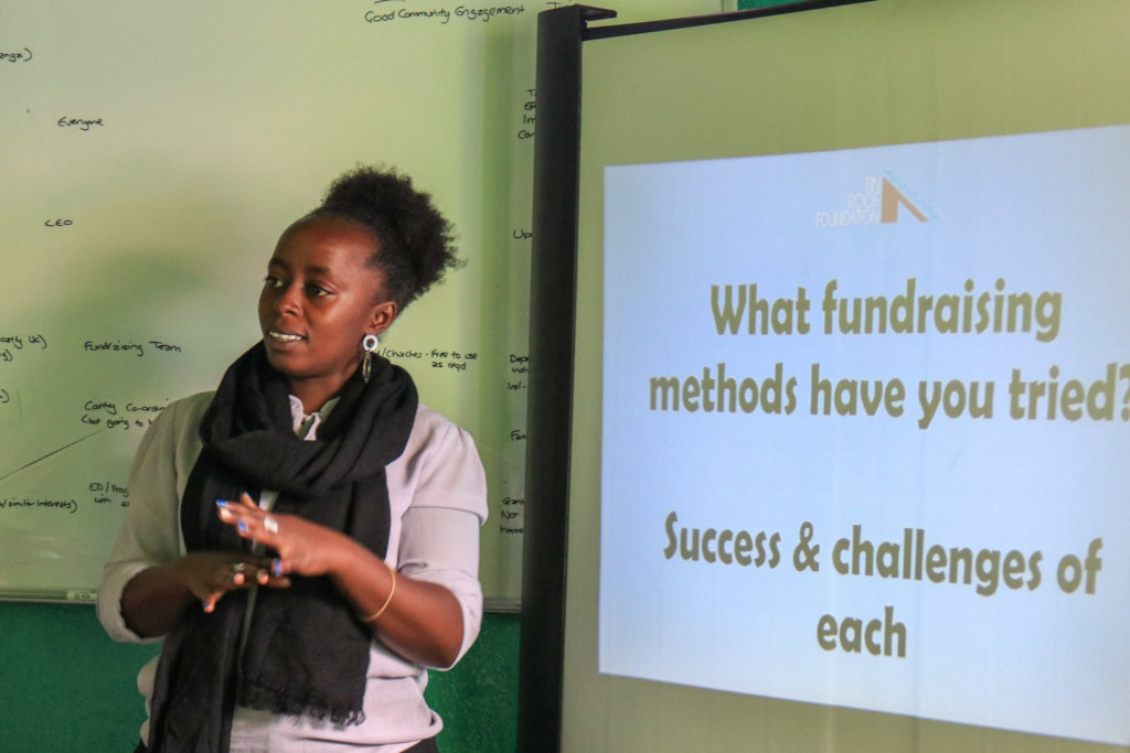 SUPPORT KENYAN NONPROFITS SERVING OVER 5000 PEOPLE