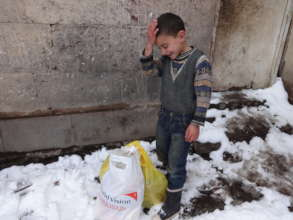Emergency Relief Packs for 700 Families in Armenia