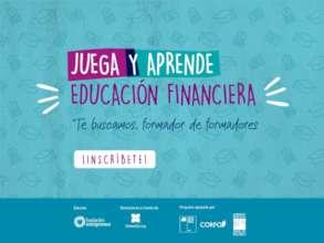 Convocatoria proyecto educacion financiera