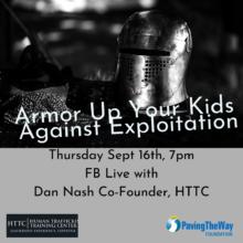 Armor Up Parent Tech Talk