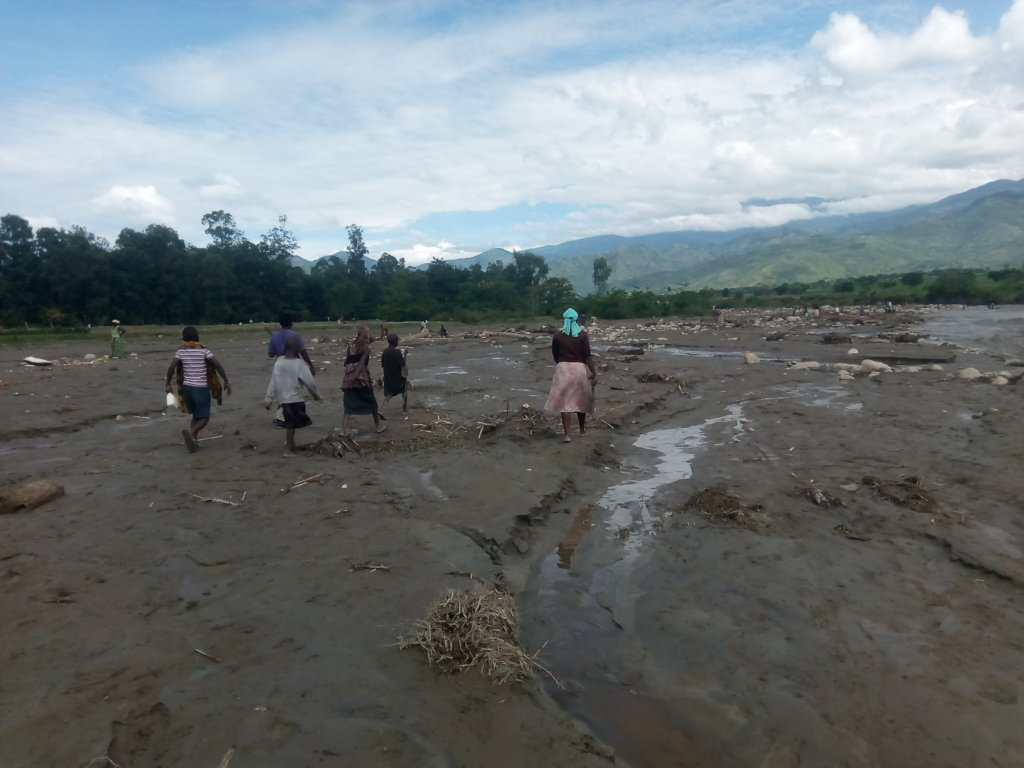 Feed 700 single women affected by floods in Kasese