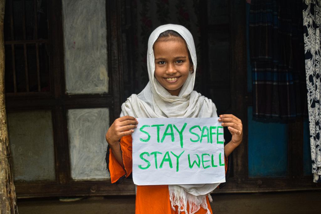 Cyclone Amphan women-led response