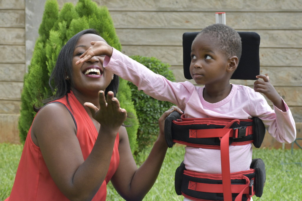 Empower 52 Children with Cerebral Palsy in Kenya