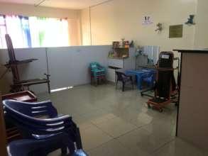 the center where do therapy