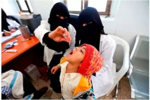 Children life saving through providing vaccination