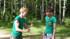 Taras and Kostya