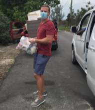Bahamas COVID-19 Relief Efforts