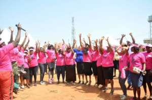 5K Walk for Hope to End Cancer in Nigeria