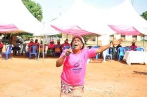 Motivational Speaking-  breast cancer survivor