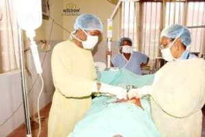 Cordinated Post Mission Surgery at GH, Anambra