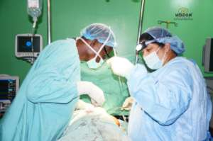 Coordinated Post Breast Surgery at NAUTH, Anambra