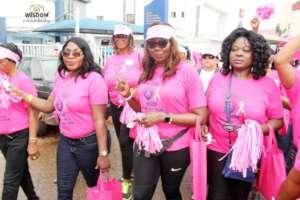 Cancer Awareness Walk at Awka-Anambra State