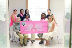 Donation to Ourisman Breast Health Center