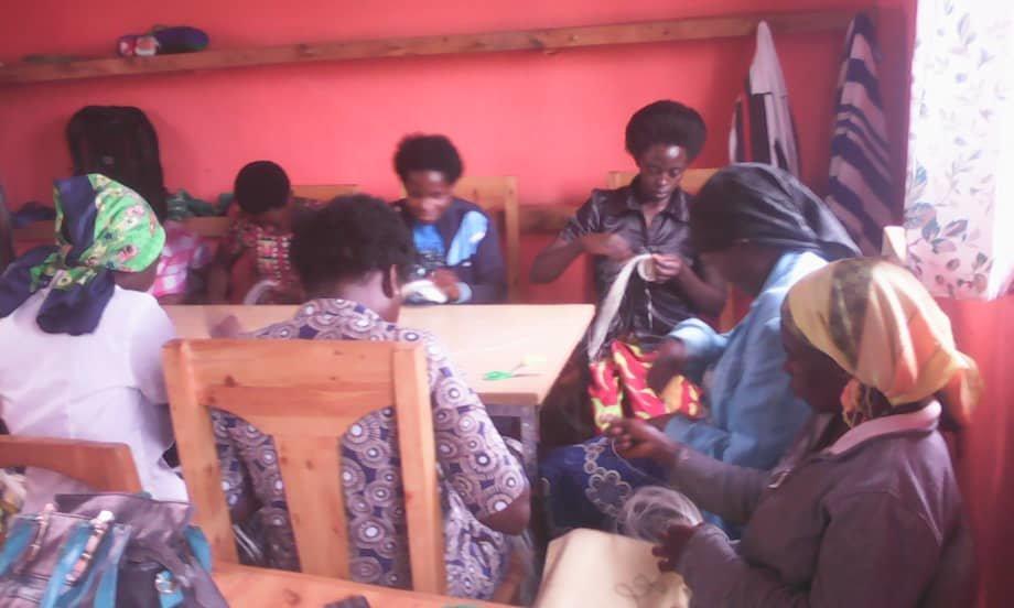 Societe Vivre Mieux, a feminism SE of Rwanda