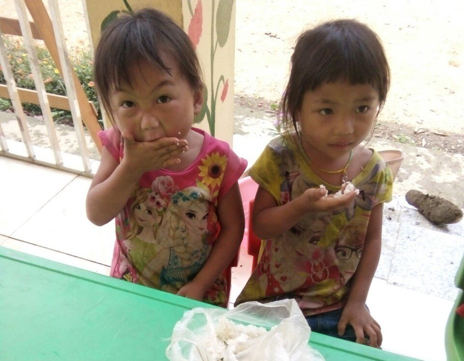 Growing up with mountainous preschool students
