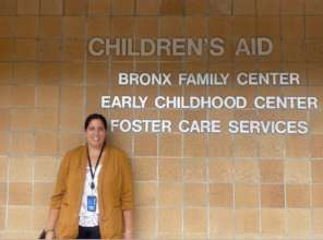 Director of Therapeutic Foster Care Julie Kaplan
