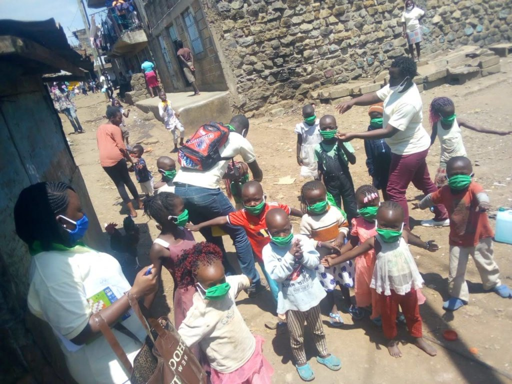 Support Dandora Residents Cope with COVID-19