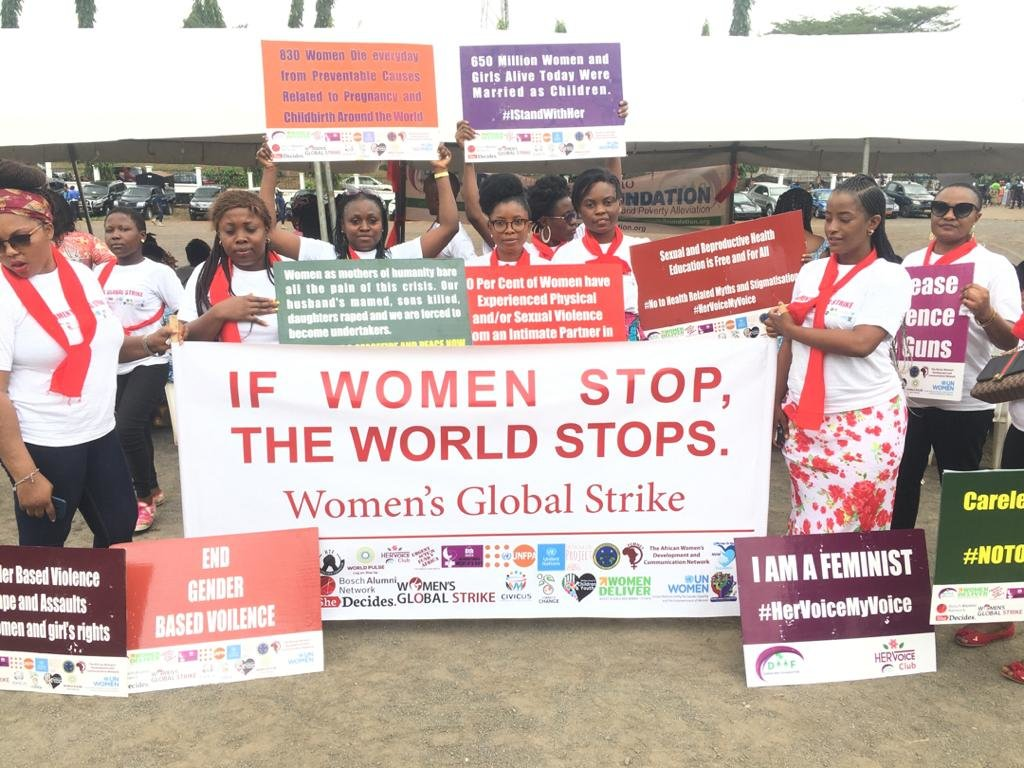 Support Internally Displaced Anglophone Women