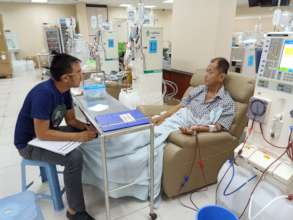 Hand-in-Hand Dialysis Aid Program
