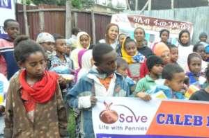 Caleb Foundation Children