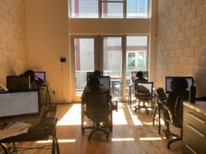 Tutors Working From Our Headquarters