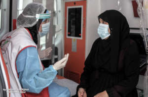 Provision of Health services at the Mobile Clinic