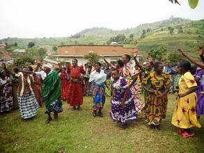 Grandmothers Dancing