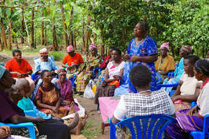 A Grandmother Group Meeting