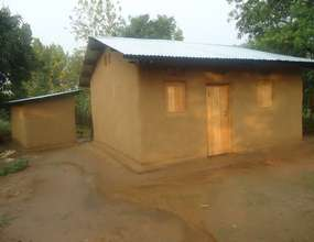 This is what Aidah's new house will look like.