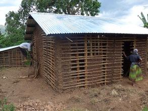 Joyce's new home (still under construction)
