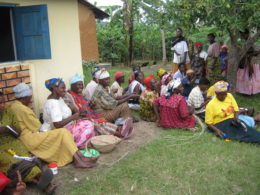 Support the Grandmothers of AIDS Orphans in Uganda