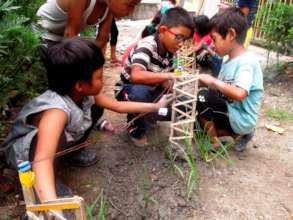 After-School Program for Children in Nepal