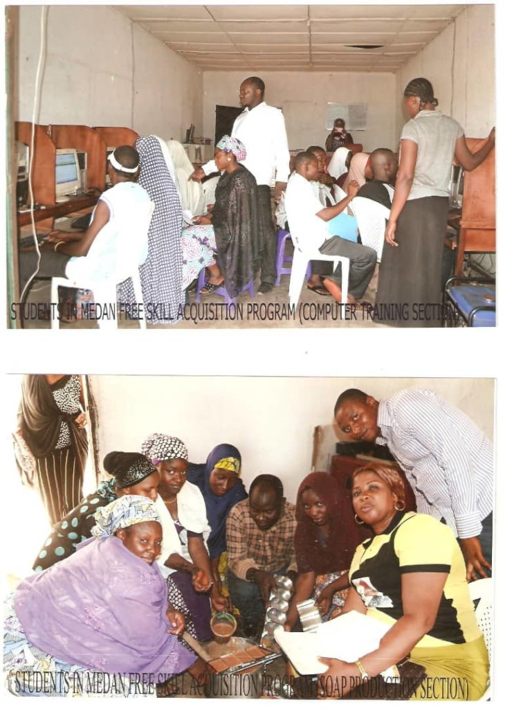 Entrepreneurship to empower 200 Nigerian Youths