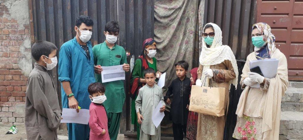 Corona Virus Relief Support for Pakistan