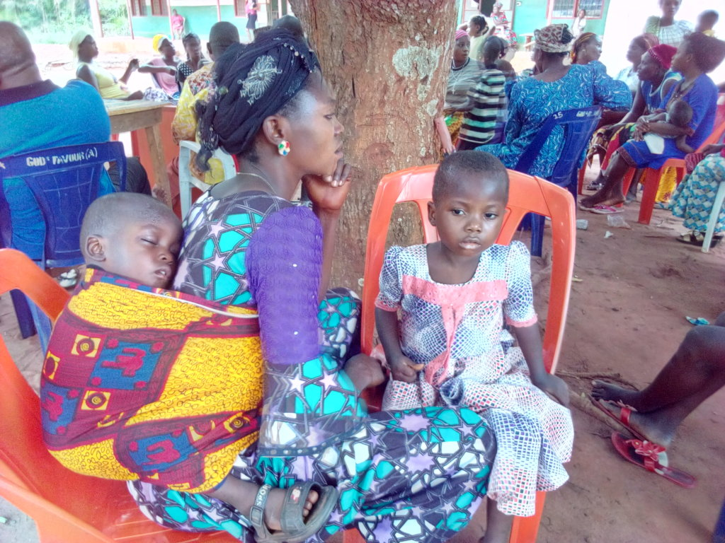 Help 500 Pregnant Women, and 1500 under 5, in Nig