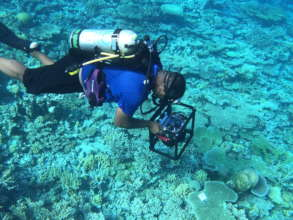 3D Imaging every inch of the reef