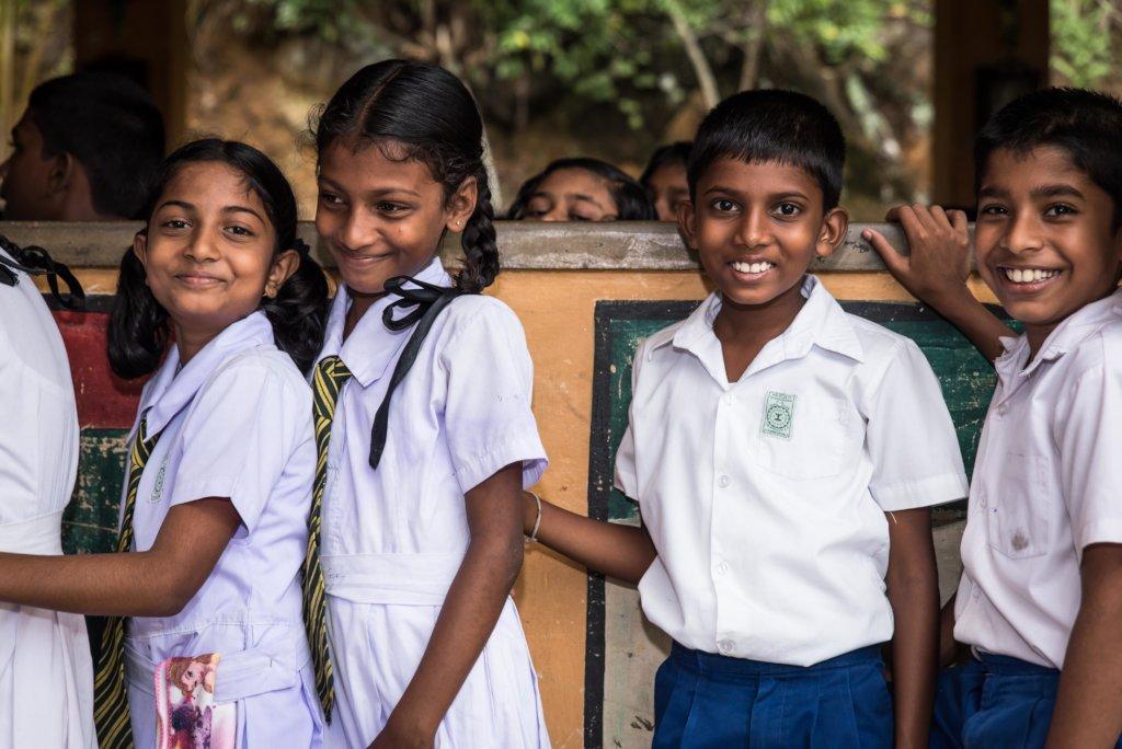 Distance Learning for 3,000 Children in Sri Lanka