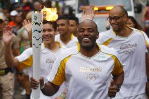 Sebastian at the Rio Olympics
