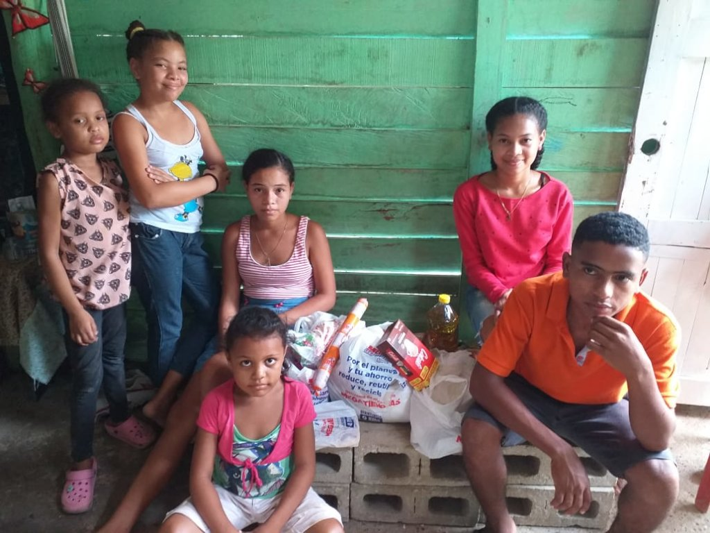 Help Families Affected by COVID-19 in Colombia