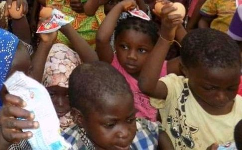 FEED A NIGERIA RURAL CHILD; REDUCE COVID 19 IMPACT