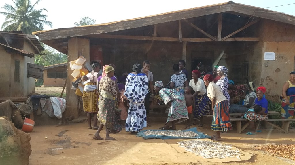 PROTECT 500 SLUM WOMEN FROM HUNGER AND COVID 19