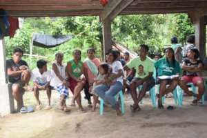 Facemasks and Medicines to 700 Indigenous Peoples