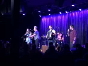 Gaelic Storm at The Ark