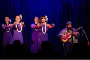 Masters of Hawaiian Music at The Ark