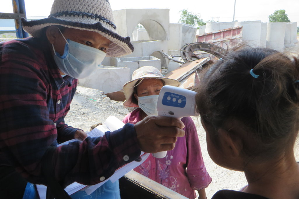 Support Cambodian Children during COVID-19