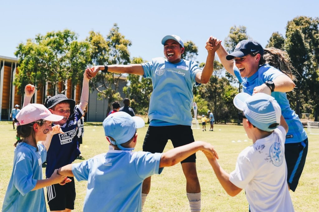Cityzens Giving for Recovery - Melbourne