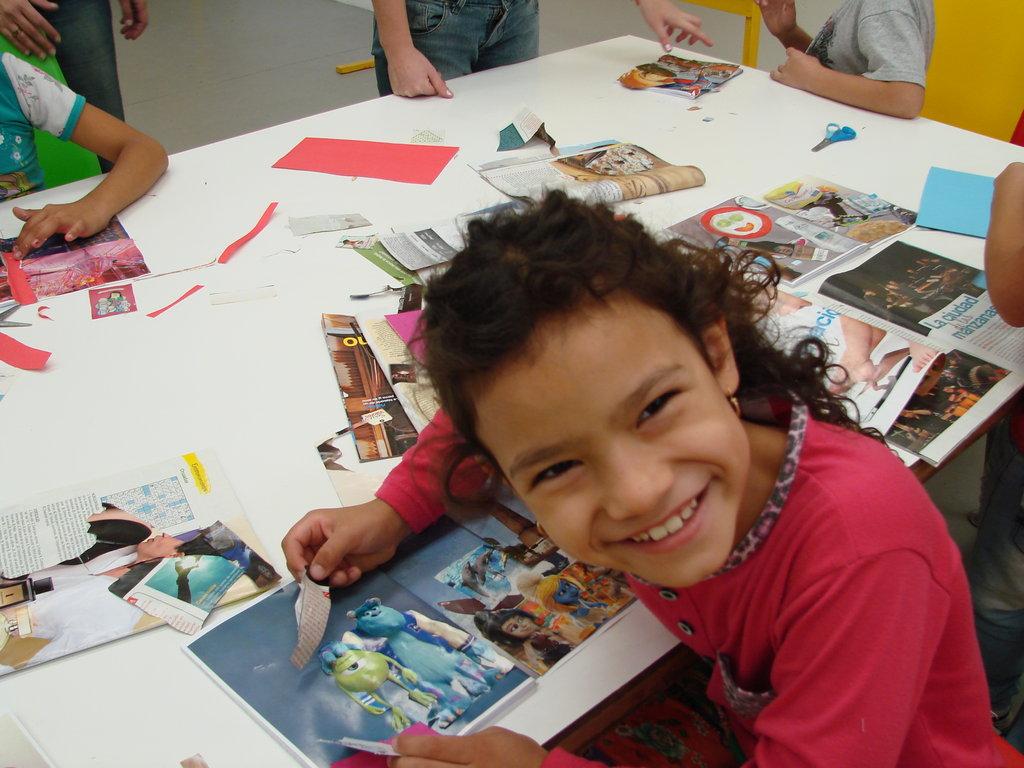 Garabato artistic workshop