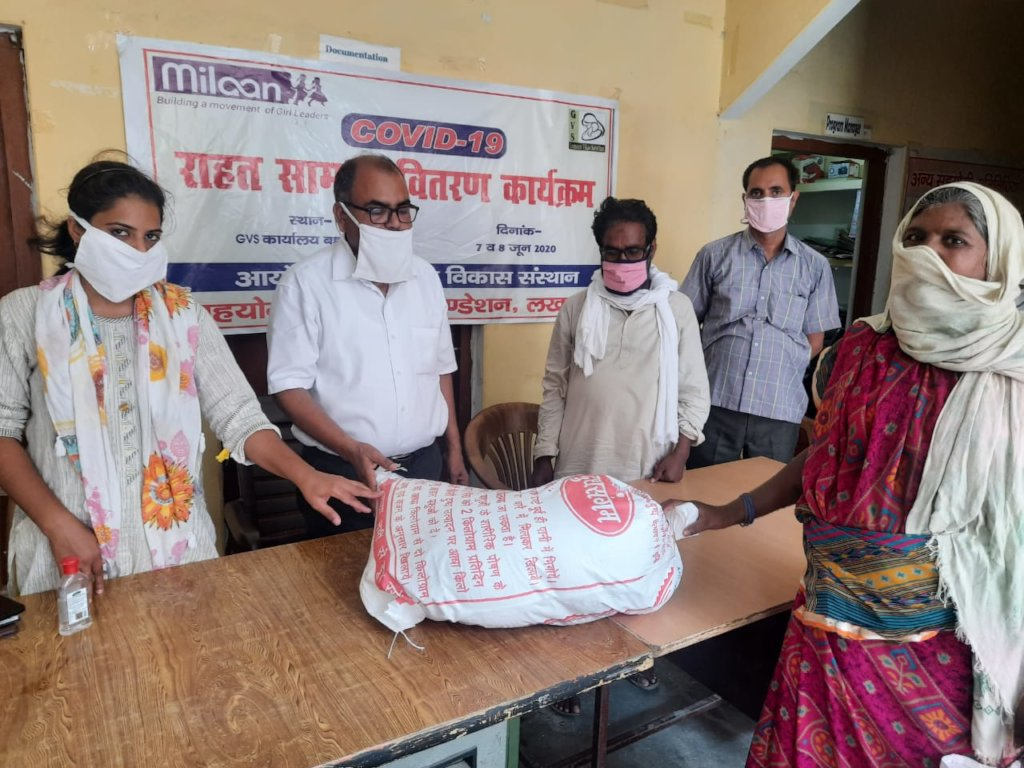 COVID-19 Relief Fund for Rural India
